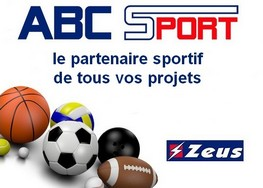 Site Web E-commerce de ABC Sport Event